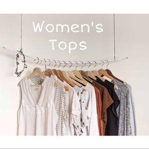 Tops - Shop My Women's Tops!